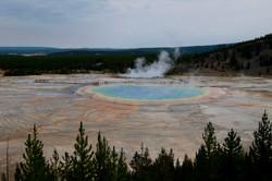 Yellowstone - Grand Prismatic Spring