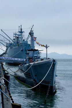 San Francisco - USS Pampanito