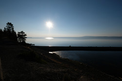 Yellowstone - Sunrise