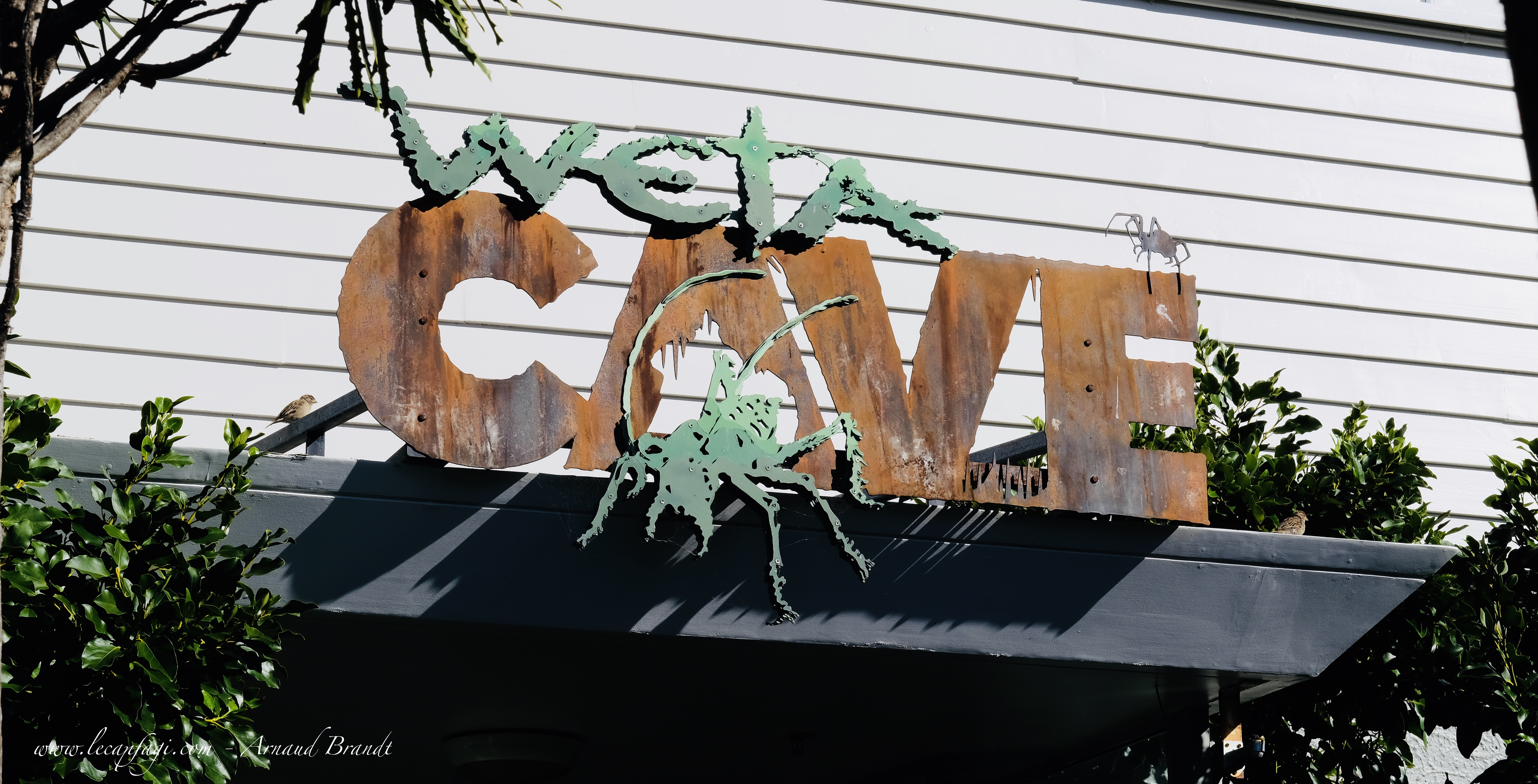 Wellington - Weta Cave