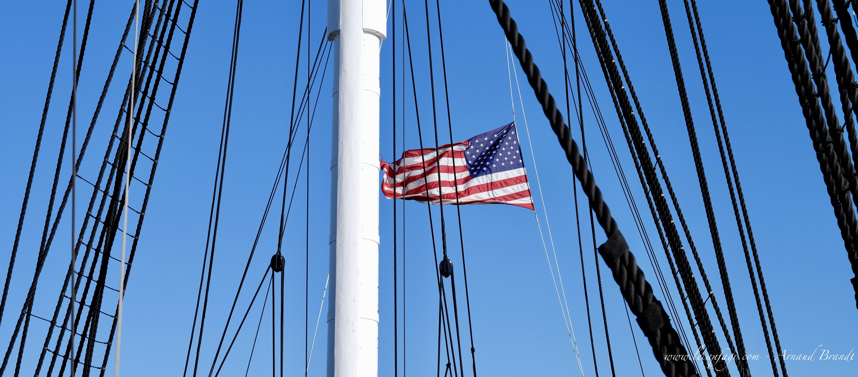 Boston - USS Constitution (1797)