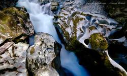Fiordland NP - Chasm Falls