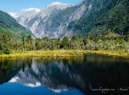 Entre mer et montagne ou la diversité du paysage kiwi. Etape 3: de Queenstown à Abel Tasman