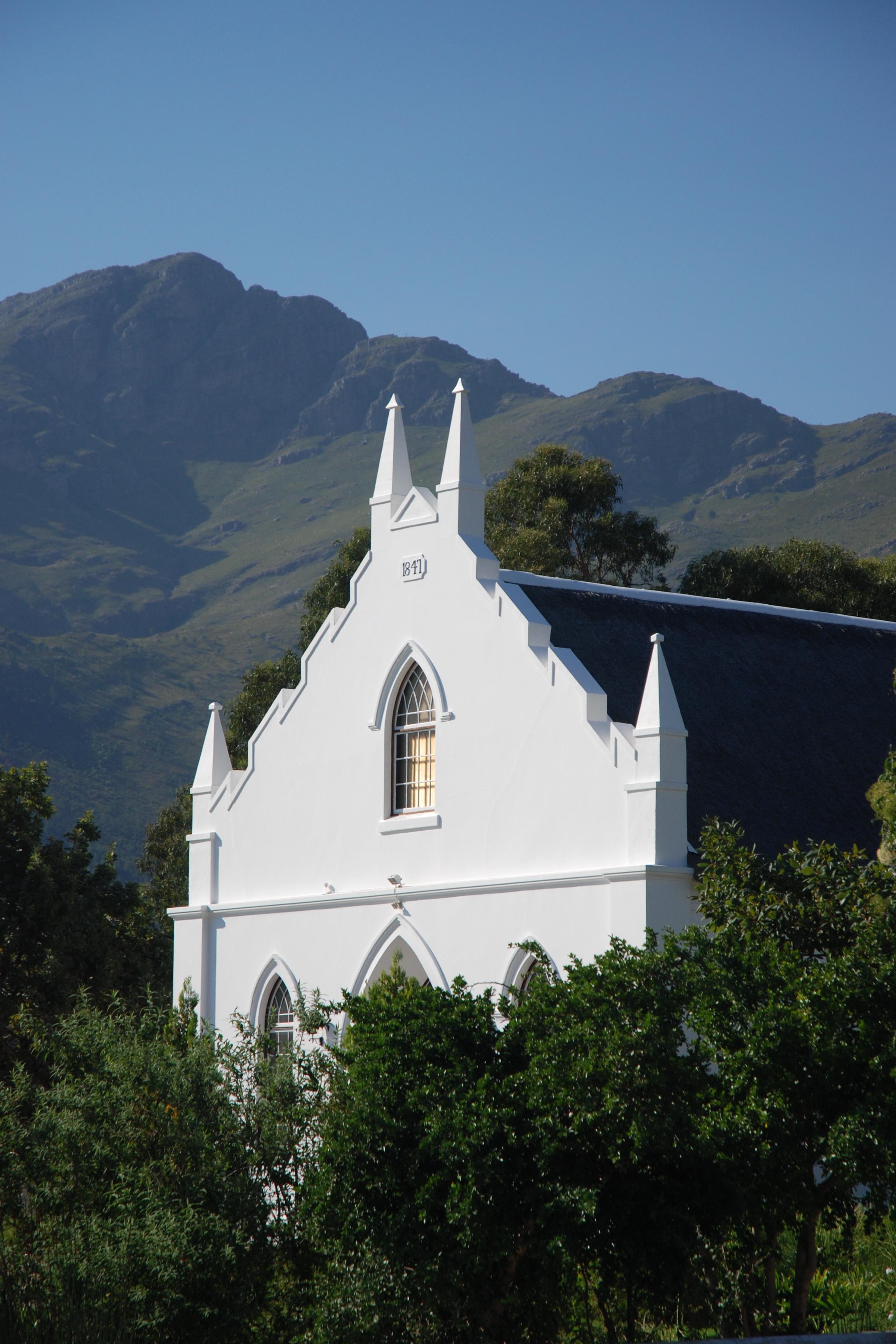 Afrique du Sud, 2007