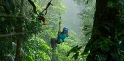 Arenal - Canopy Tour