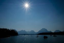 Teton - Jackson lake