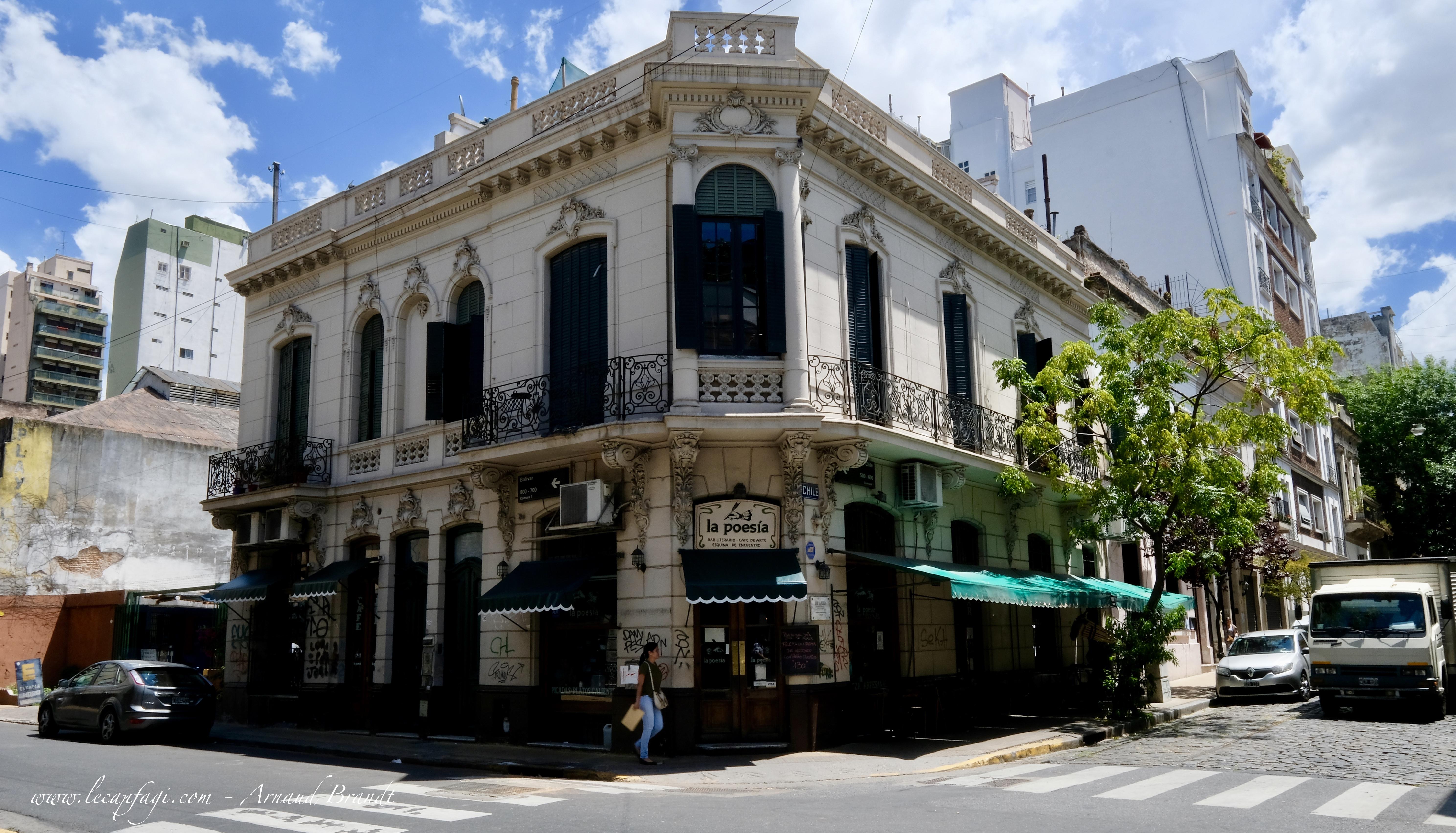 Buenos Aires - Quartier de San Telmo