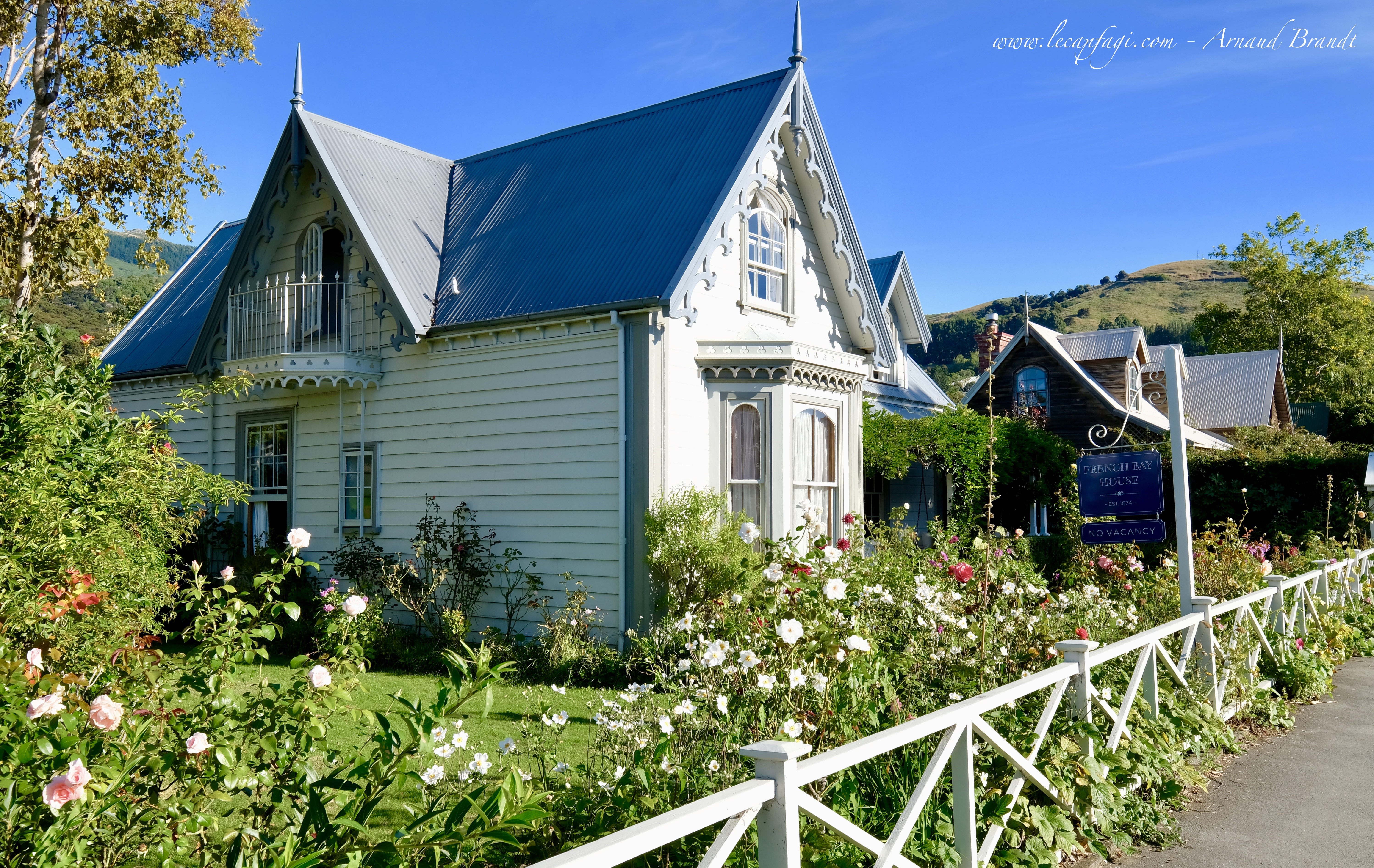 Akaroa - Banks Peninsula