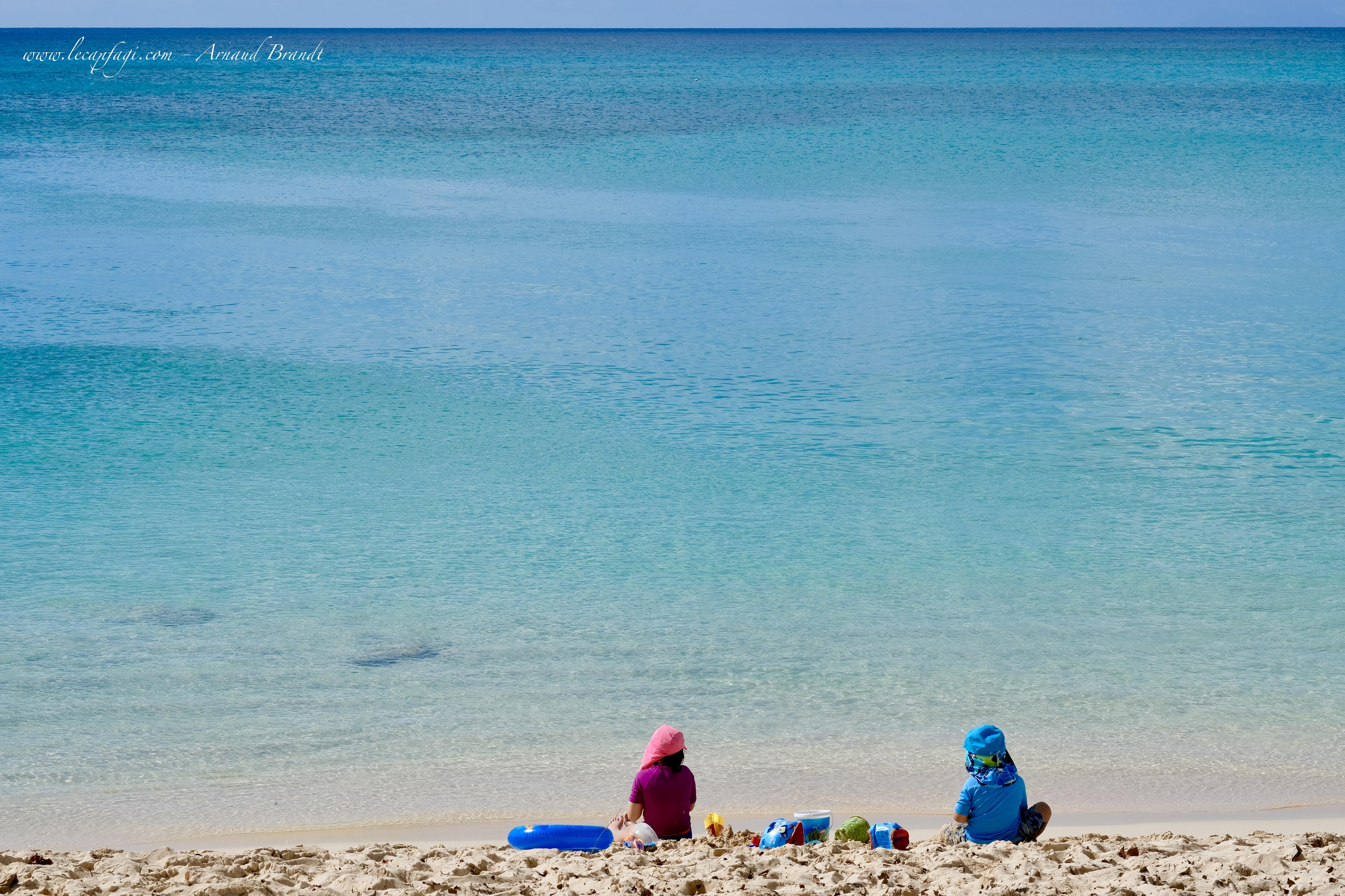 Gwada - plage du Souffleur