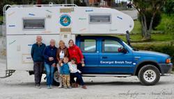 Escargot Breizh Tour et Le Cap Fagi