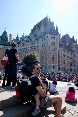 Hôtel Frontenac, Québec
