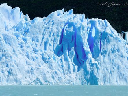 Des glaciers plein la vue...