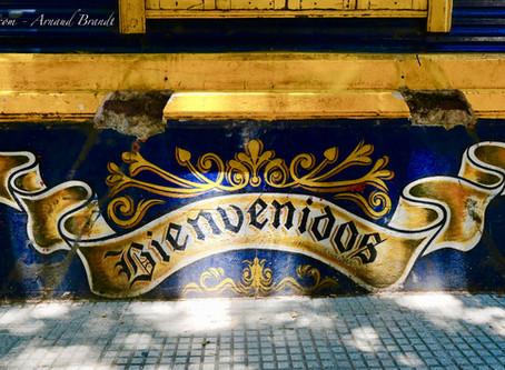 Rencontres à Buenos Aires