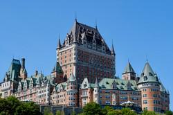 Québec, hôtel Frontenac