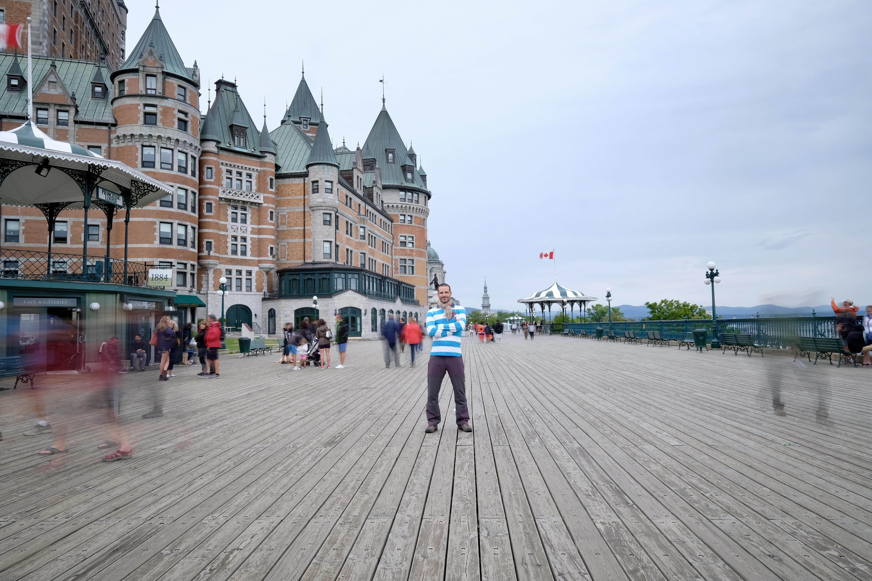 Terrasse Dufferin, Québec