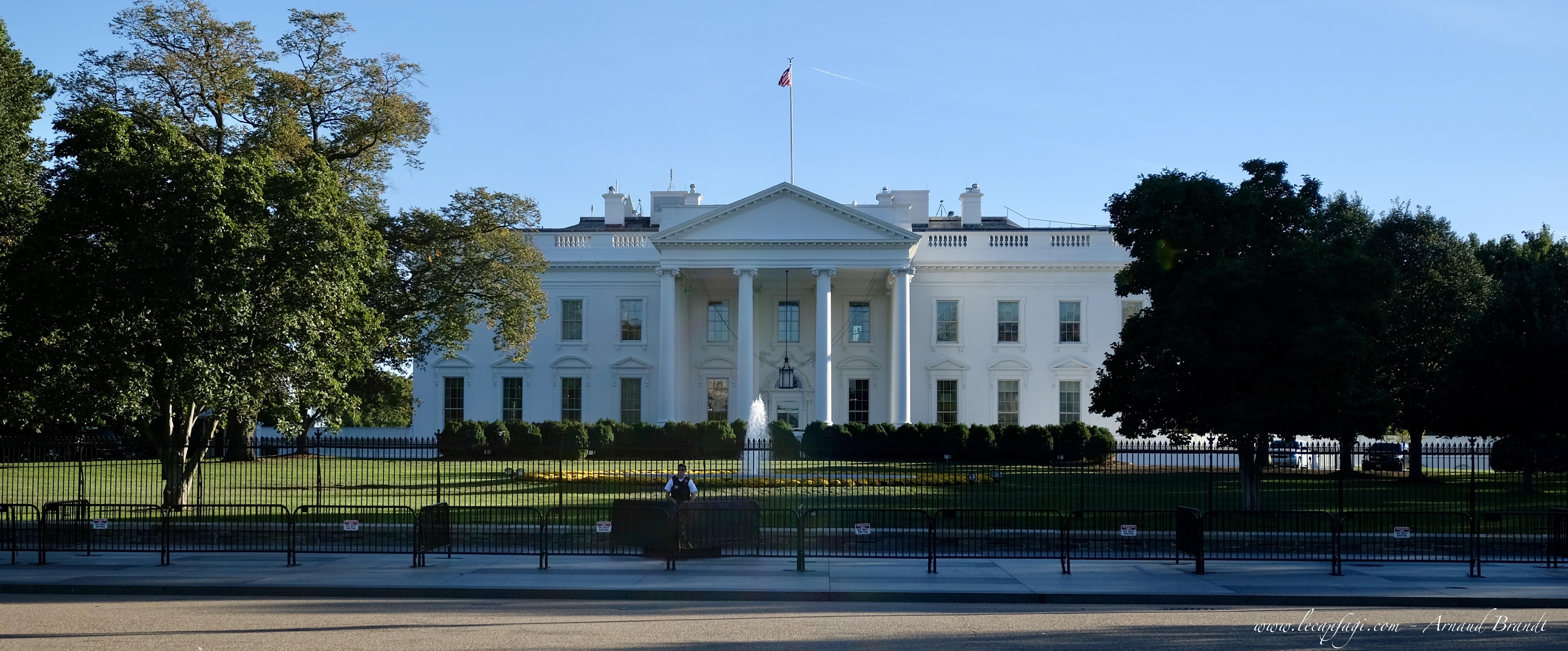 Washington DC - White House