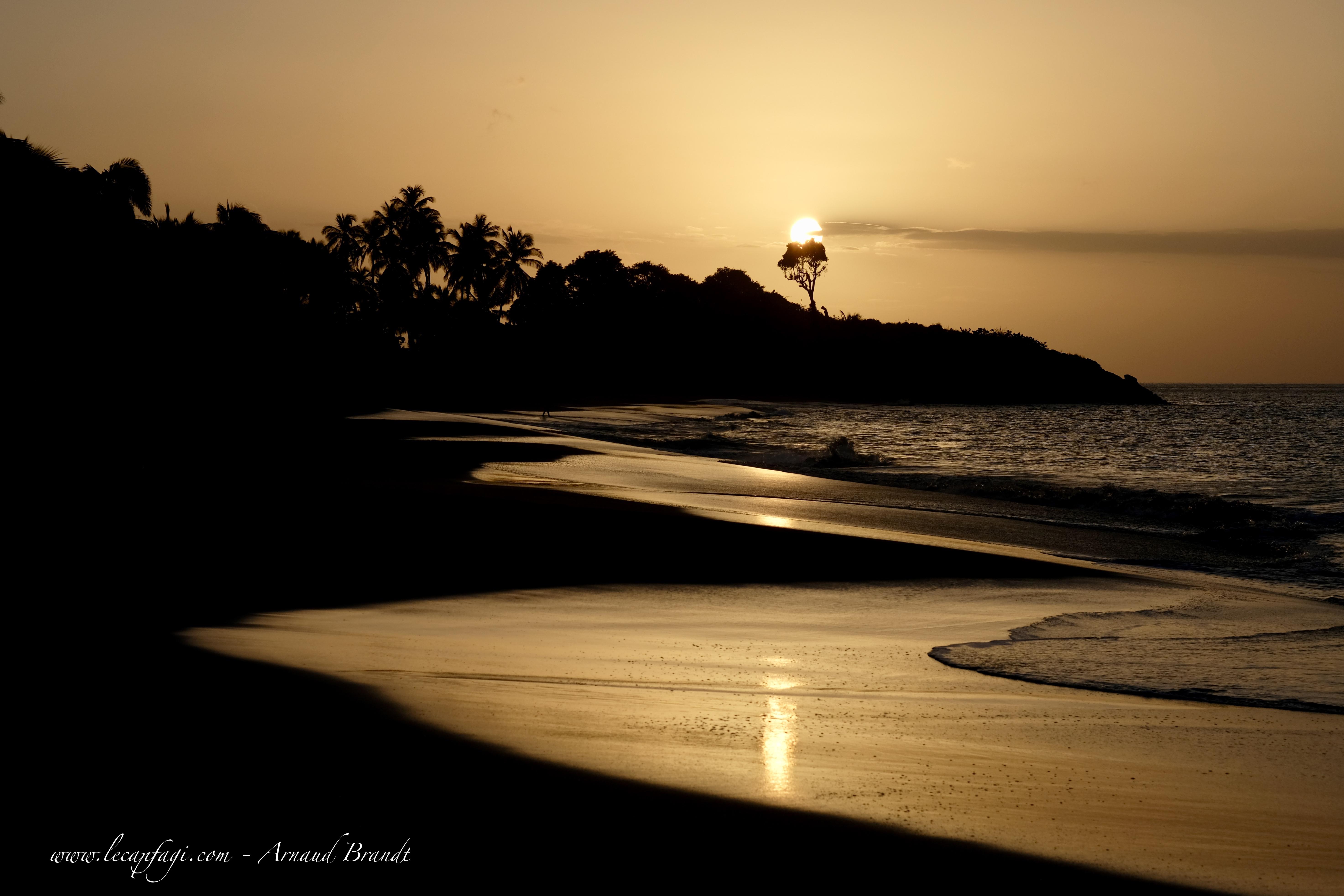 Gwada - plage de la perle