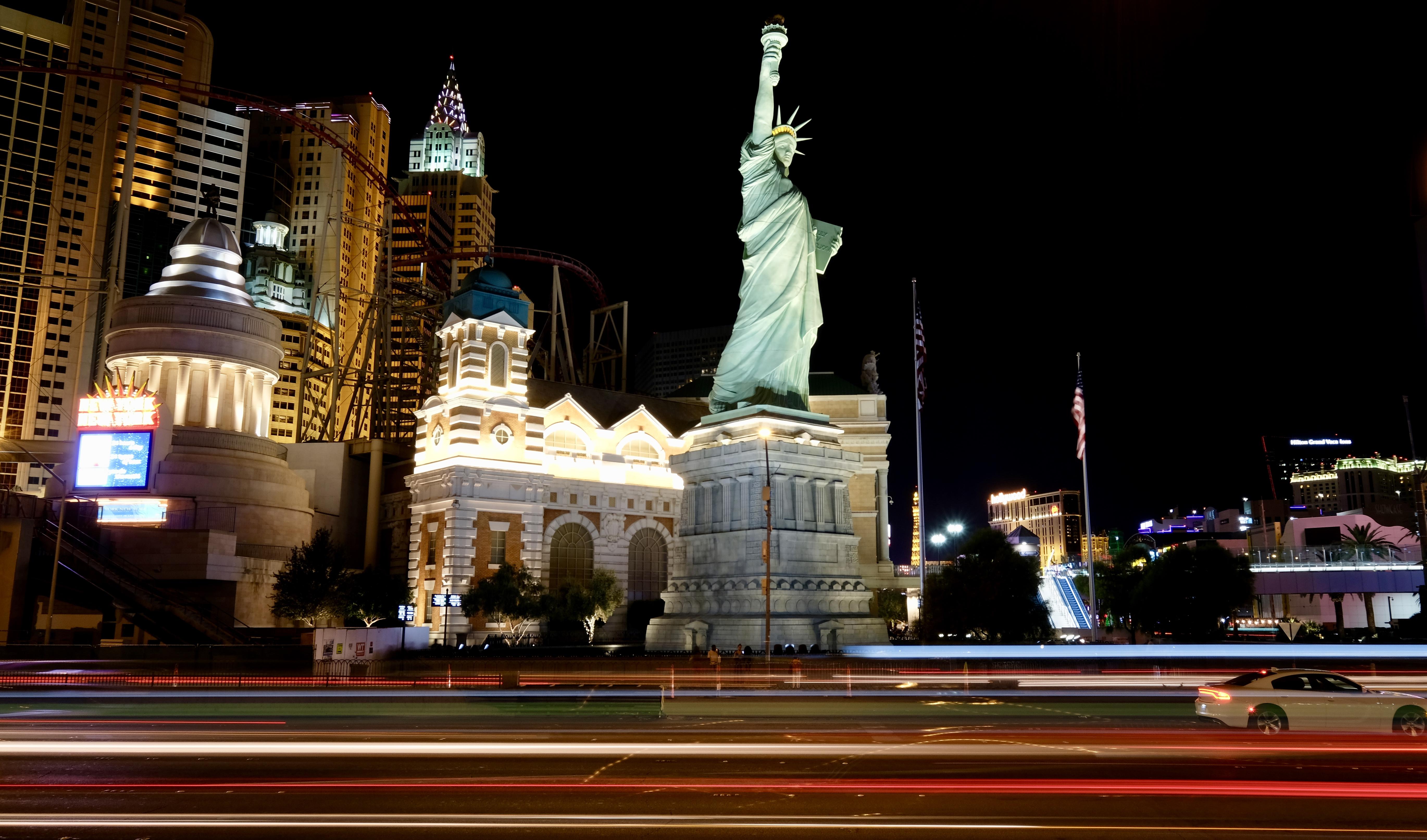 Las Vegas - New York New York