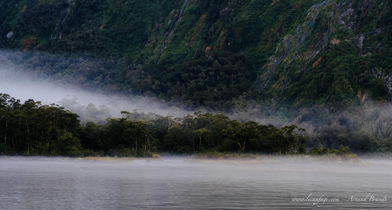 Fiordland NP - Milford Sound