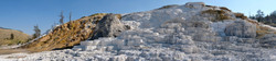 Yellowstone - Mammoth Hot Springs
