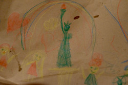 NY - Statue of Liberty by Alice