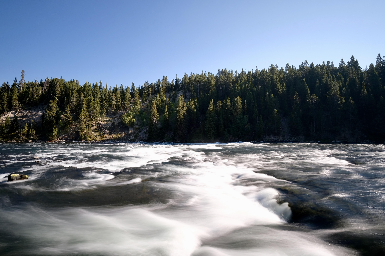 Yellowstone - Rapides