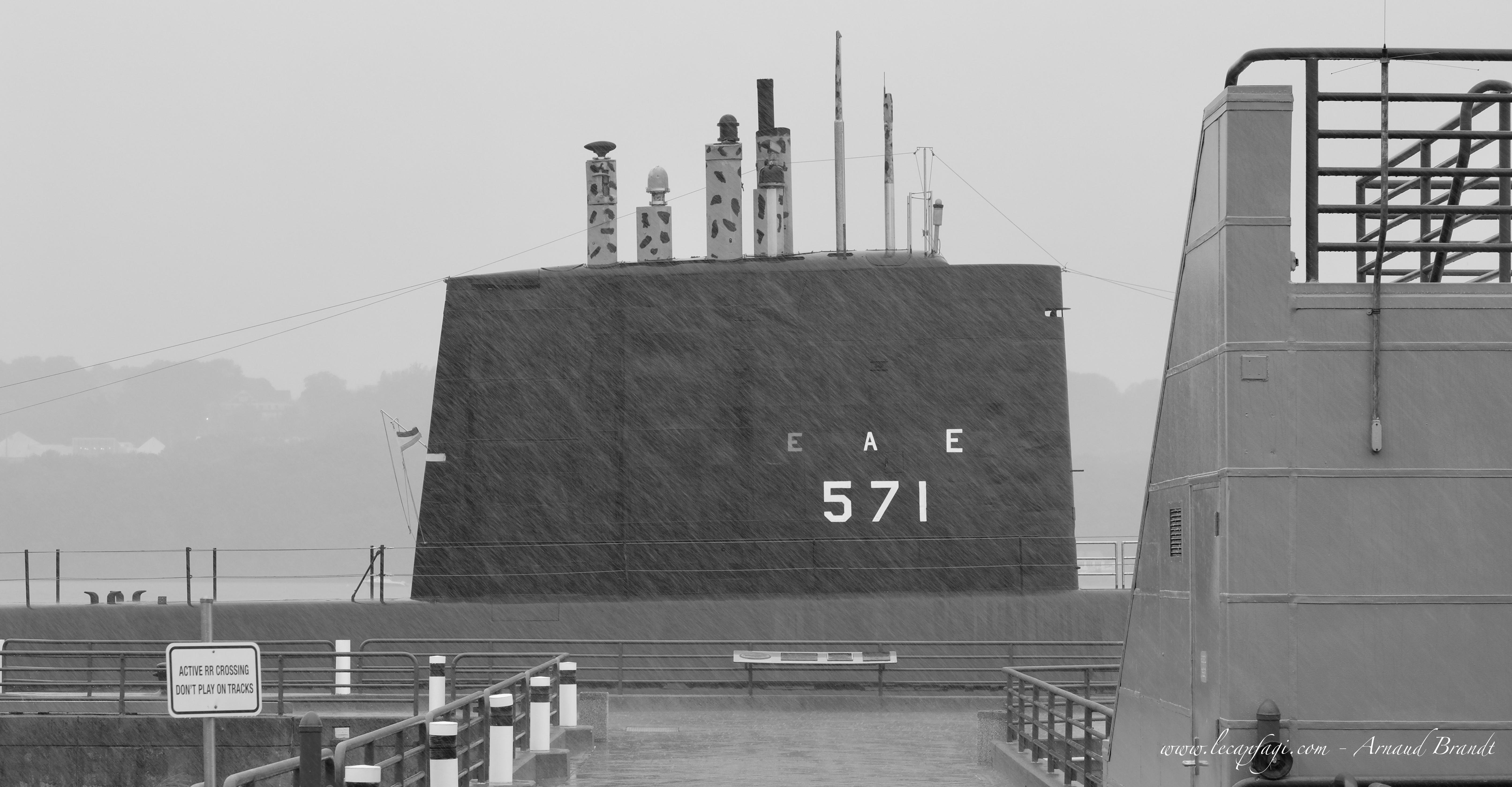 USS Nautilus (first atomic sub)
