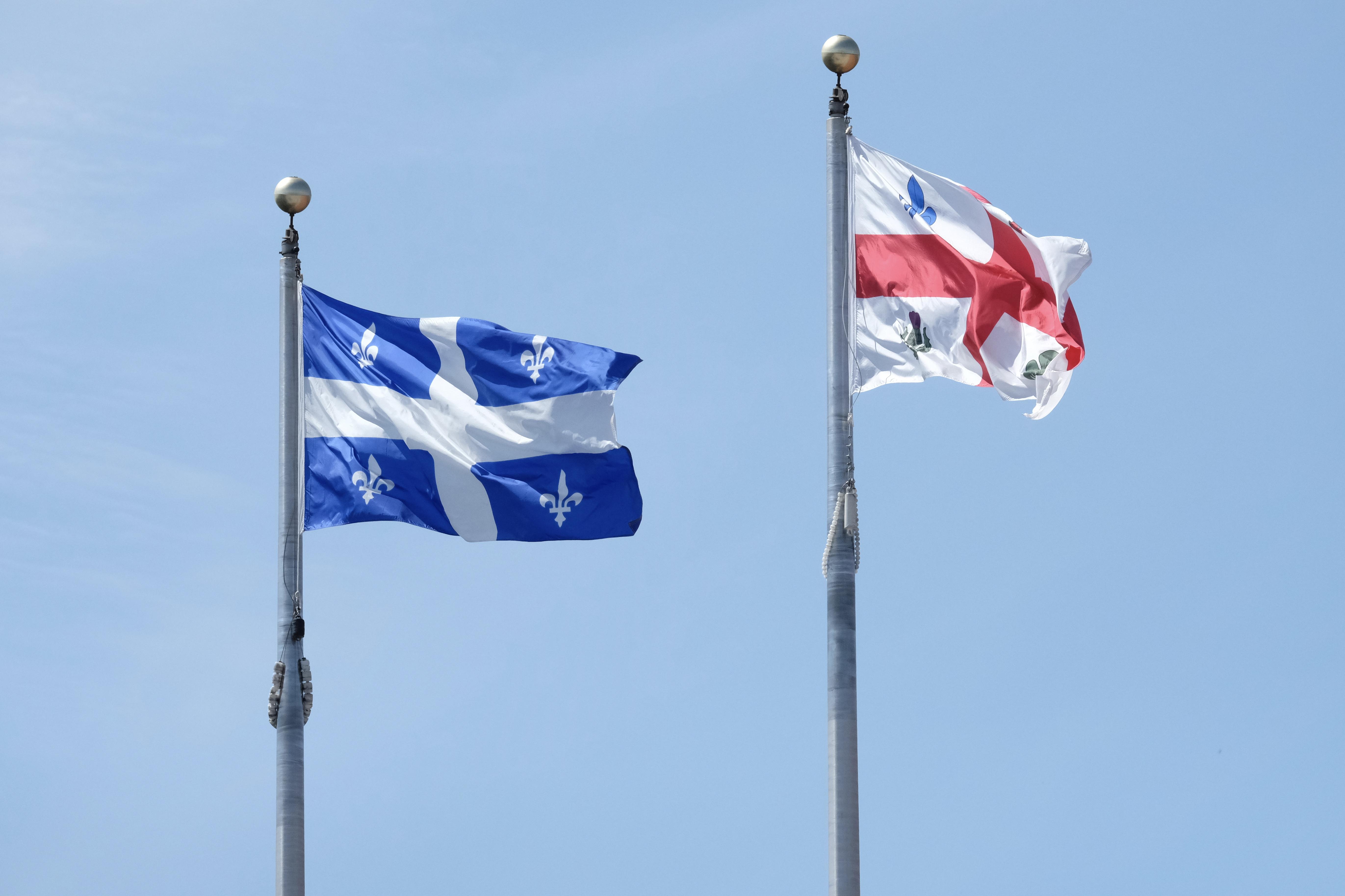Bienvenue au Québec et à Montréal