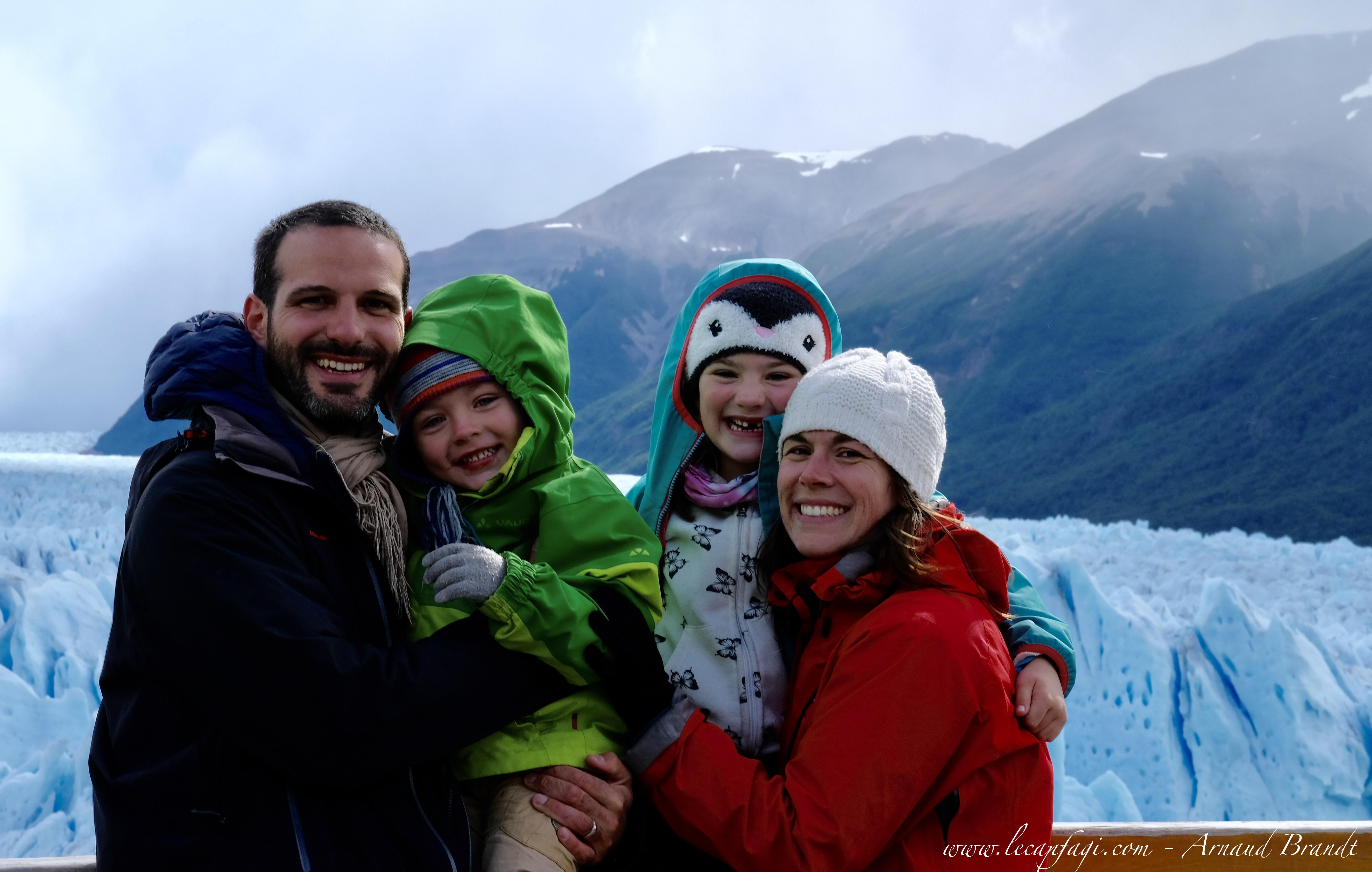 Perito Moreno - deuxième tour