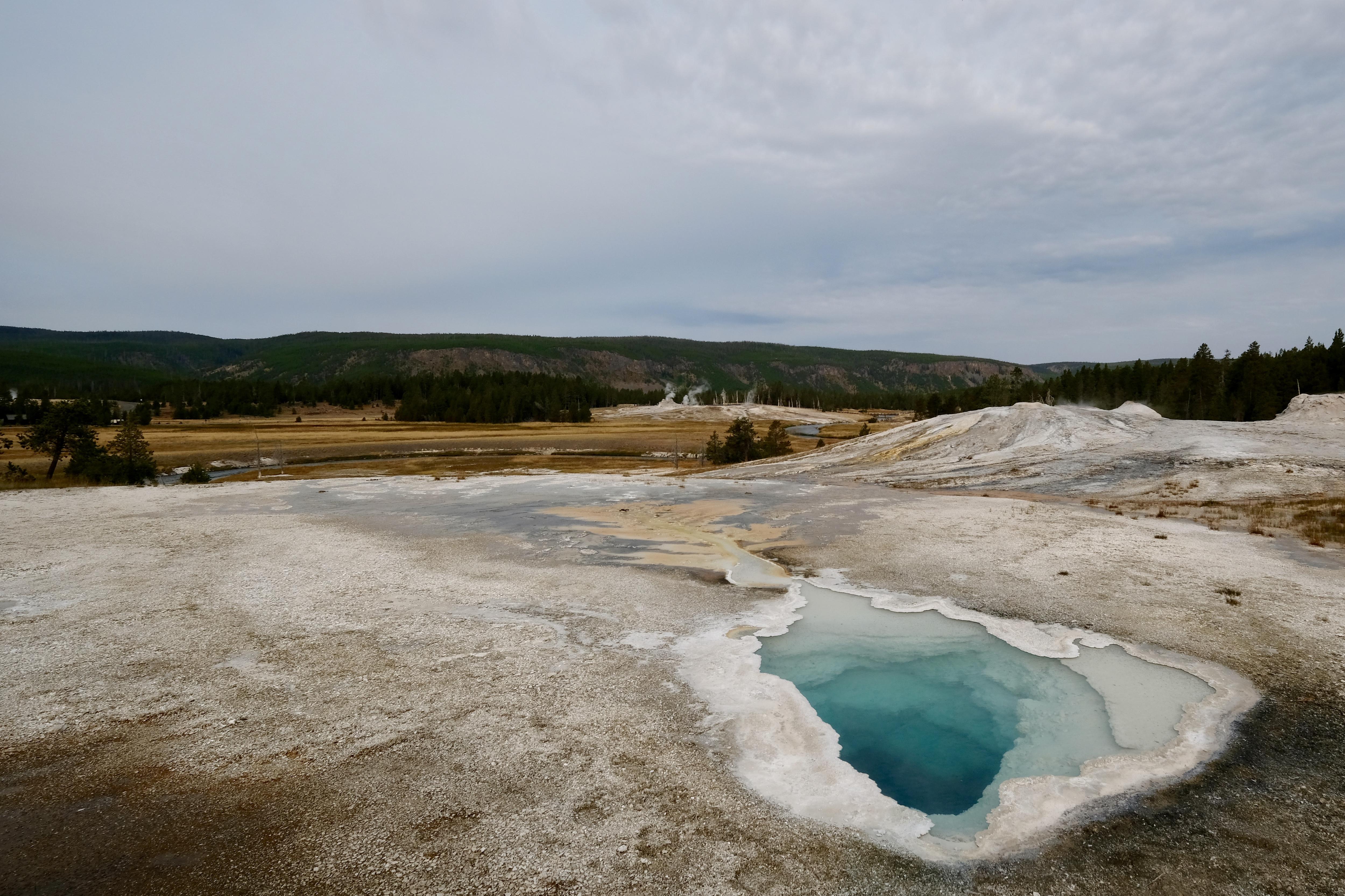 Yellowstone - Old Faithful