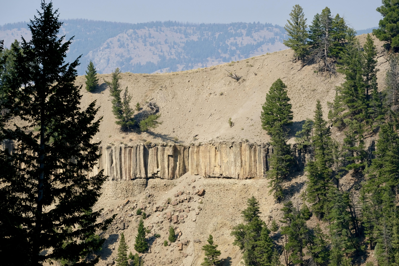 Yellowstone - Tower fall
