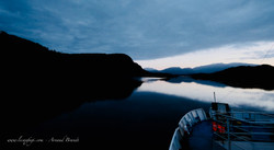 Ferry -Puerto Natales à Puerto Montt