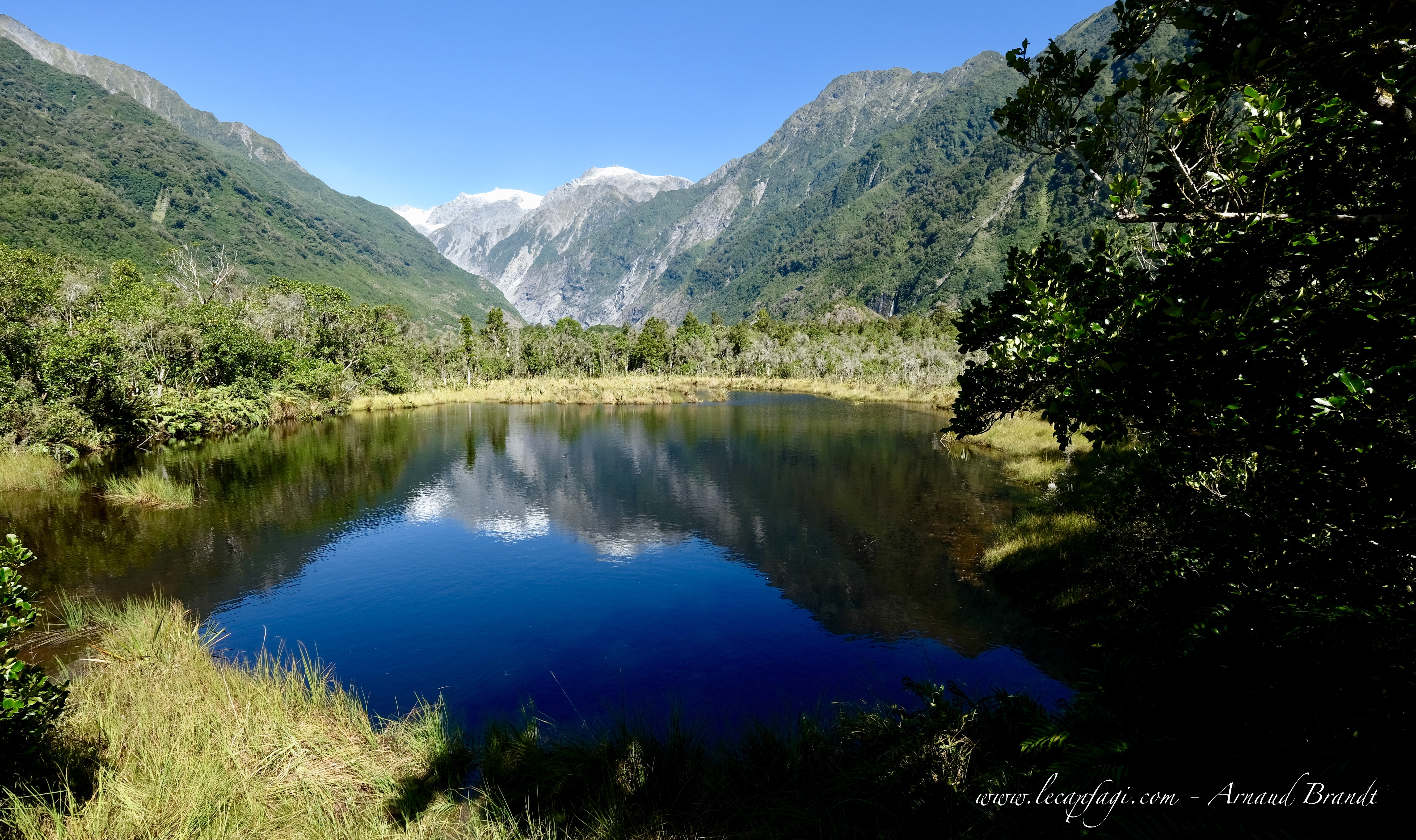 Franz Josef National Park