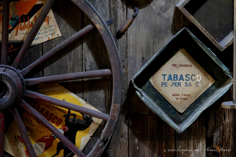 Avery Island - Tabasco