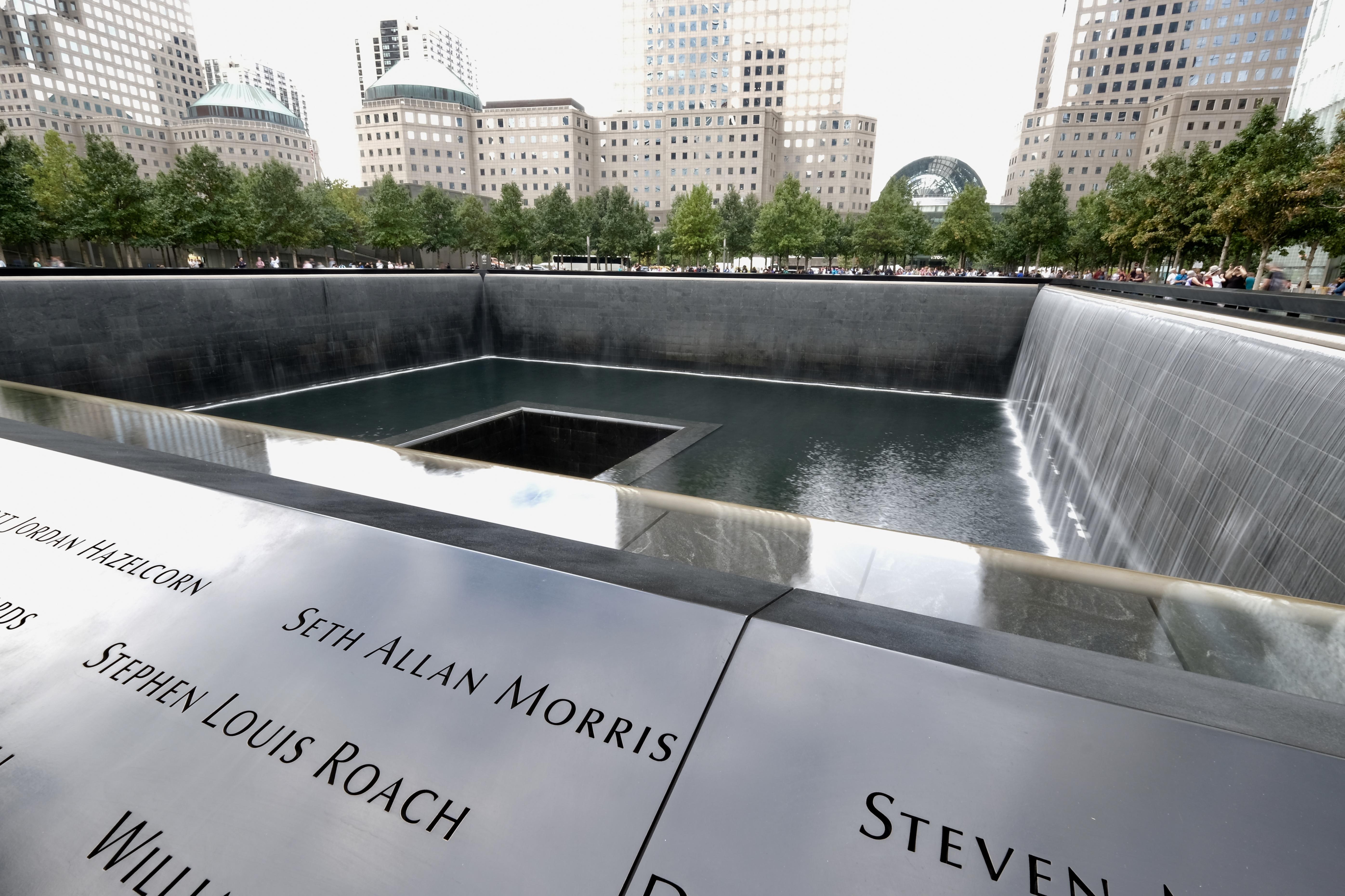 NY - 9/11 memorial