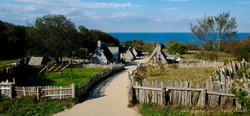 Plymouth - Plymoth Plantation
