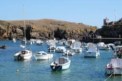 Port de la Meule, Yeu
