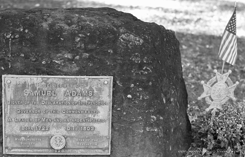 Boston - Granary Burying Ground