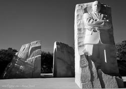 Washington DC - M. L. King Memorial