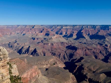 Le Grand Canyon et la Route 66