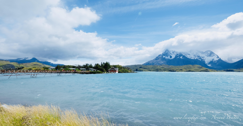 Torres del Paine - Lago Pehoe