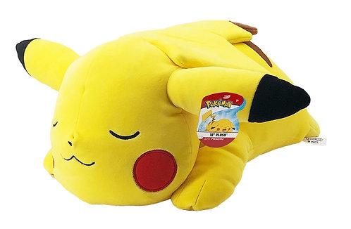Pokémon Sleeping Kosedyr Pikachu SUPER DUPER MYK!!