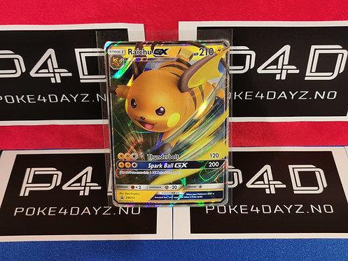 Raichu GX - SM213 - Promo Pokemon Sun & Moon Promos