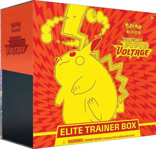 Pokemon SWSH4 Elite Trainer Box - Vivid Voltage