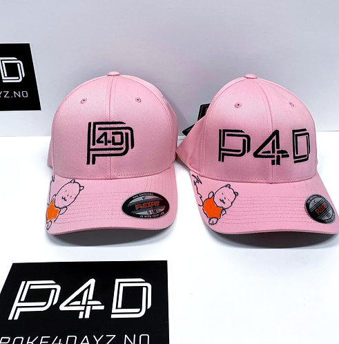 Limited 1st Edition P4D CAPS SIGNED SKETCHED BY MIDORI HARADA ROSA
