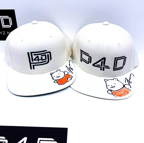 Limited 1st Edition P4D CAPS SIGNED & SKETCHED BY MIDORI HARADA