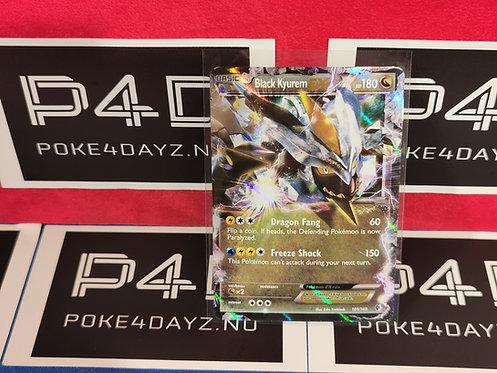 Pokemon Black Kyurem Ex B&W Boundaries Crossed101/149 Ultra Rare