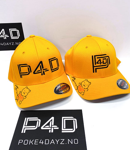 Limited 1st Edition P4D CAPS SIGNED & SKETCHED BY MIDORI HARADA GUL