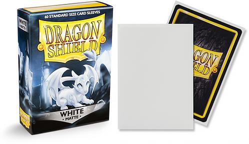 Dragon Shield 60 pakke White sleeves og deck boks