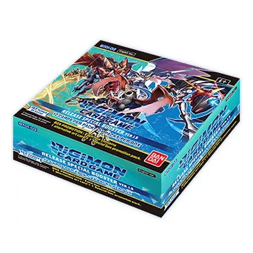 Digimon TCG Special Booster 1.5 Display 24 boosterpakker Digimon Card Game